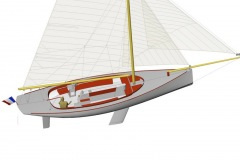 Arcachon 31 - modélisation 3D