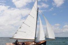 Arcachon 26, en navigation