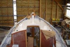 Cybèle, peinture du roof