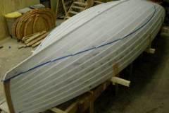 Indigo, traçage de la ligne de flottaison