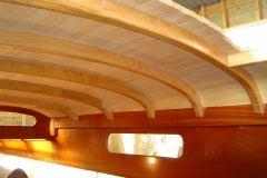 Jovial tiburon, vouverture du roof