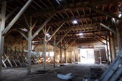 Ancienne salorge, intérieur