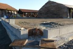 La salorge, nouvelles fondations