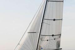 Super leggero, en navigation sous le vent
