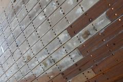 Changement intégral des rivets cuivre