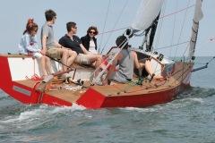 X.O. l'équipage en navigation